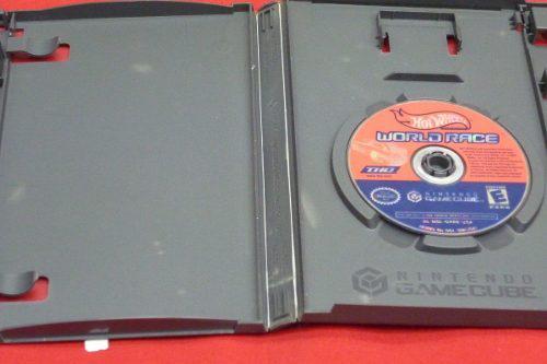 Longaniza Games * Game Cube Hot Wheels
