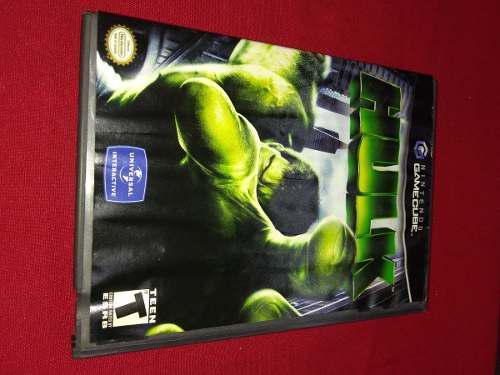 Longaniza Games * Game Cube The Incredible Hulk