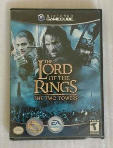 Lord Of The Rings The Two Towers Gamecube