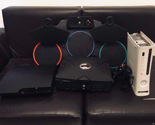 Lote De Videojuegos Ps3, Xbox, Xbox 360, Guitar Hero.
