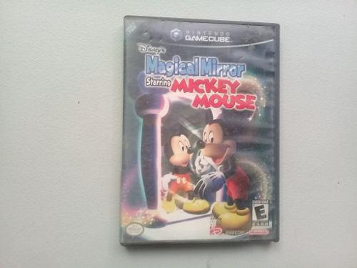 Magical Mirror Starring Mickey Mouse Gamecube Envio Gratis