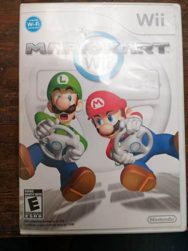Mario Kart Wii - Juego Nintendo Wii
