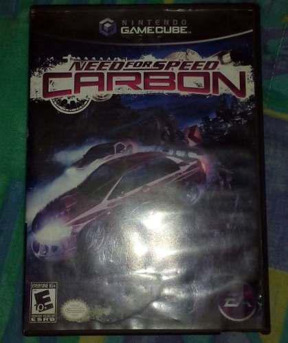 Need For Speed Carbon Game Cube