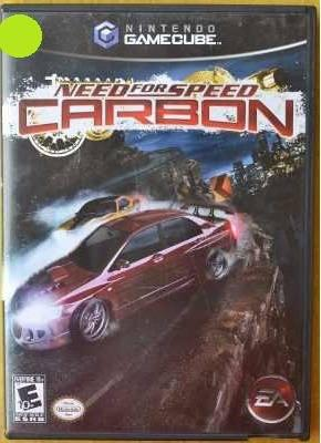 Need For Speed Carbon Nintendo Game Cube