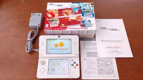 New Nintendo 3ds Edición Limitada Pokemon Envío Gratis