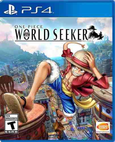 One Piece World Seeker Ps4 Nuevo Sellado Con Envio Inmediato