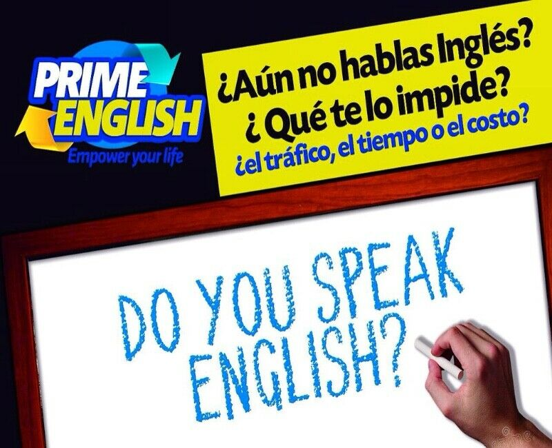 Prime English Mx,Clases de Ingles y Francés.