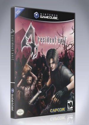 Resident Evil 4 Gamecube --------------------------mr.game