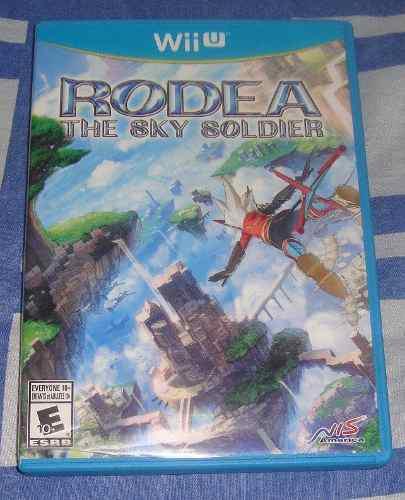 Rodea The Sky Soldier Para Wii Y Wii U