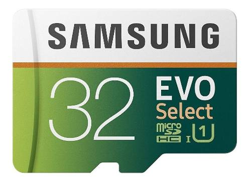 Samsung Evo Select Memoria Micro Sd 32 Gb Clase 10 Uhs