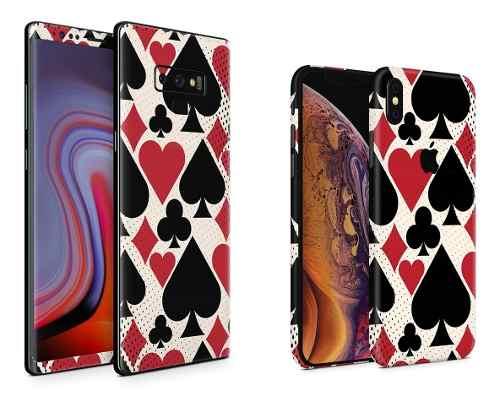 Skin Aces Poker Apple Samsung Huawei Lg Sony Xiaomi Etc