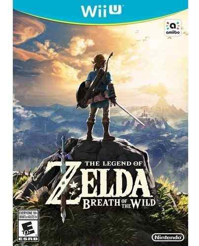 The Legend Of Zelda Breath Of The Wild Wiiu:: Nuevo
