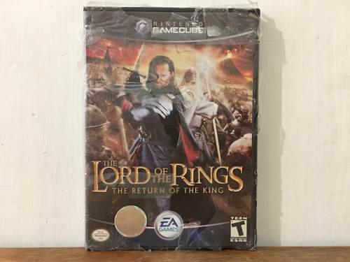 The Lord Of The Rings The Return Of The King Nintendo Nuevo