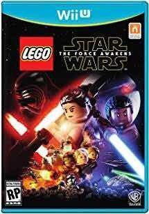 Videojuego Seminuevo Lego Star Wars Para Wii U