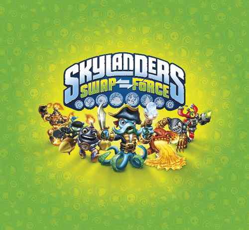 Videojuego Skylanders Swap Force Xbox One Wii Wii U Ps 3 / 4