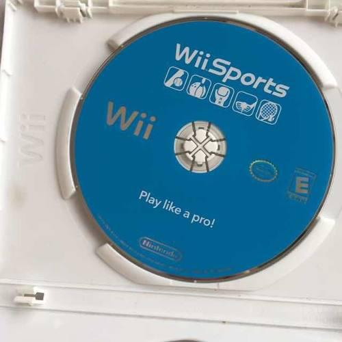 Wii Sports Solo Disco Juegazo Para Tu Wii Chécalo
