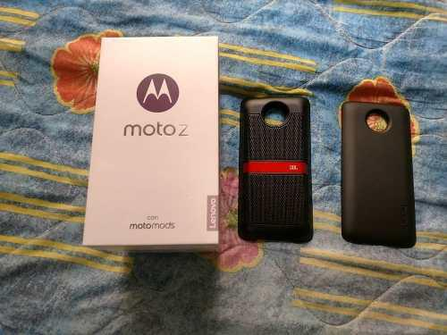 2 Motomods Usado De Motorola Moto Z1