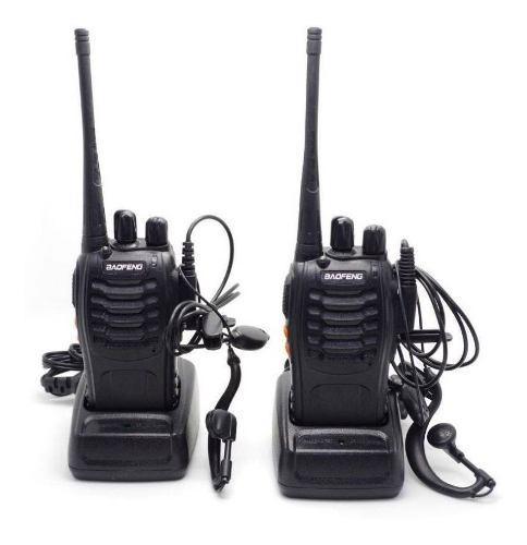 2 Radios Baofeng Bf-888s Walkie Talkie Uhf Envio Gratis