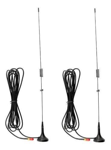 2 (dos) Antenas Auto Para Radios Baofeng Con Envío Incluido
