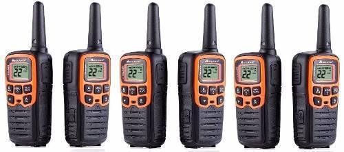3 Kit Radios Midland X Talker T51vp3-3 45km* 28mi 2 Vías