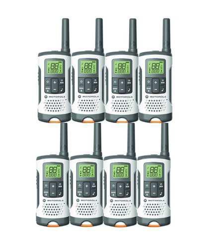 4 Kit Radios Motorola 40km* 25 Mi Puerto Micro Usb T260-4