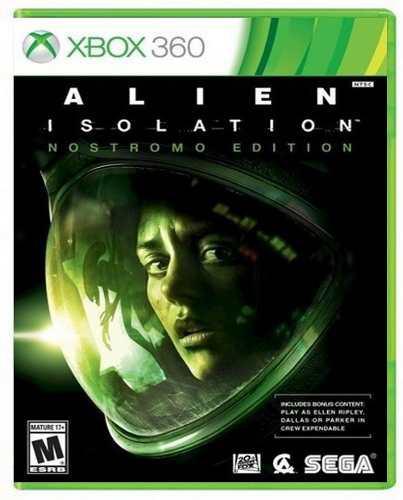 Alien Isolation Nostromo Edition Xbox 360 Nuevo Sellad Juego