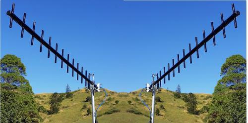 Amplificador Repetidora Comunitaria Telcel Para Sierra Cerro