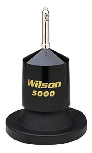 Antena Para Cb Con Base Magnetica - Wilson 5000 - Chapa De
