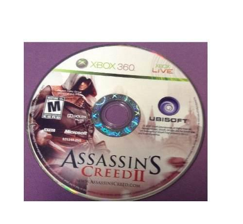 Assassins Creed 2 Usado Para Xbox 360 Blakhelmet C