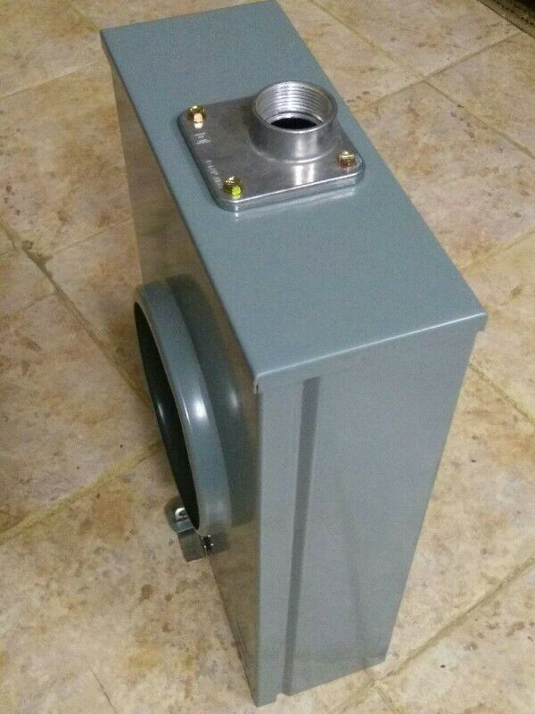 Base de medición trifasica nueva