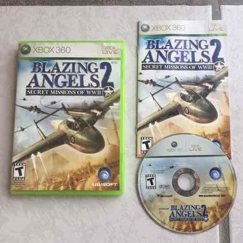 Blazing Angels 2 Juegazo Completo Para Tu Xbox 360