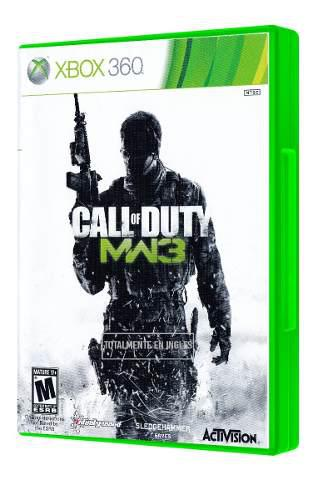 Call Of Duty Modern Warfare 3 Xbox 360 Fisico En Igamers