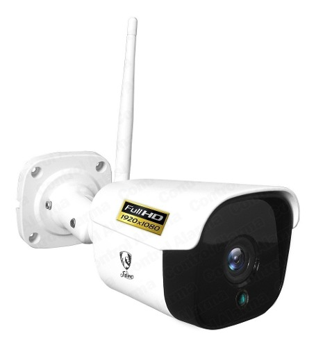 Camara Wifi Ip Exterior Full Hd Altavoz Vigilancia Dvr 128gb