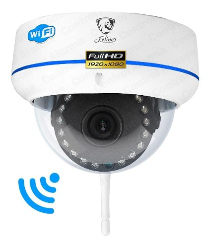 Camara Wifi Ip Mini Domo Espia Video Fhd Seguridad Dvr 128gb