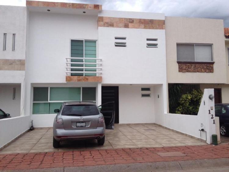 Casa amueblada EN RENTA Santa Fe, León, Guanajuato