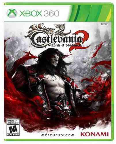 Castlevania Lords Of Shadow 2 Xbox 360 Nuevo Y Sellado Juego