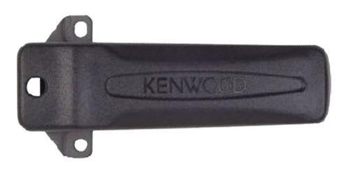 Clip Radio Kenwood Kbh-10 Con Tornillos Nuevo O F E R T A