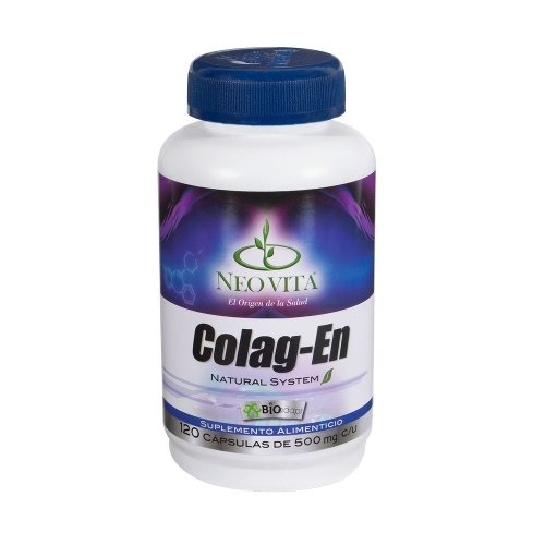 Colagen Hidrolizado Neo Vita 2 Frascos