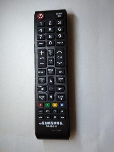 Control Samsung P/pantalla Led Smart Tv Lcd + 4 Pilas Gratis