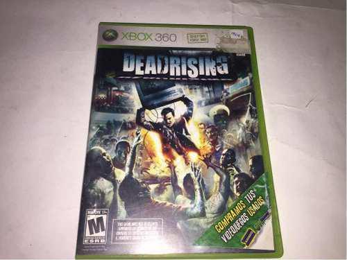Deadrising Xbox 360 (cementerio De Los Videojuegos Retro Gdl