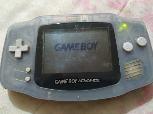 Game Boy Advance, Original Y Funcionando.
