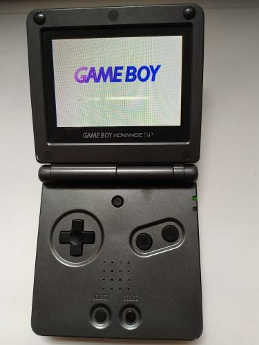 Game Boy Advance Sp Doble Luz Nintendo