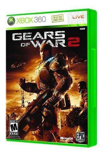 Gears Of War 1 O 2 O 3 Seminuevos Xbox 360 Igamers C/u