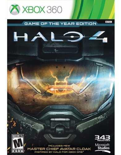Halo 4 Game Of The Year Edition - Xbox 360
