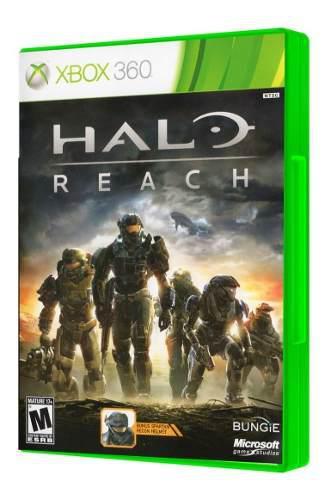 Halo Reach + Halo 4 Xbox 360 Fisicos En Igamers