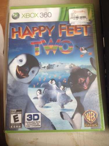 Happy Feet 2. Video Juego Para X-box 360.