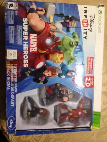 Juego De Xbox 360 Disney Infinity 2.0
