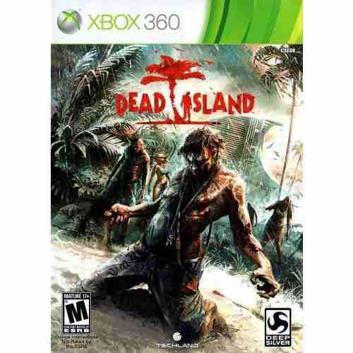 Juego Dead Island Xbox 360 Nuevo Original