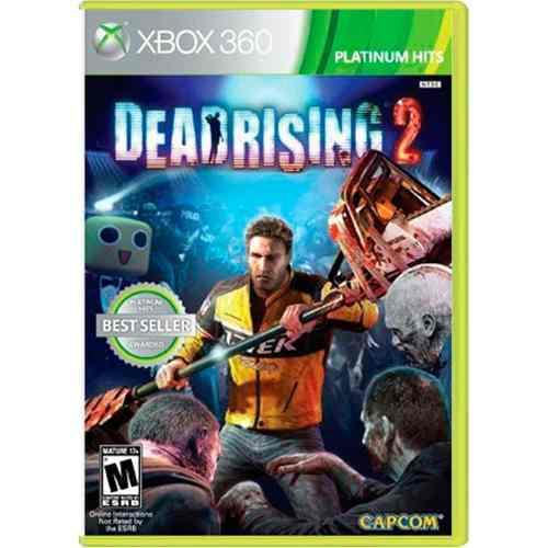 Juego Dead Rising 2 Xbox 360 Nuevo Original