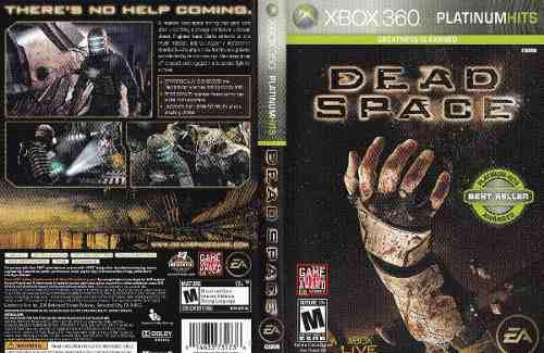 Juego Dead Space Xbox 360 Nuevo Original